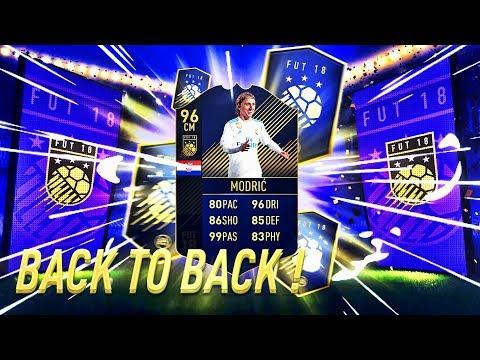 FIFA 18 PACK OPENING - LES MILIEUX TOTY SONT DANS LES PACKS !! thumbnail