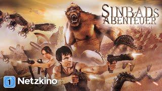 Sinbads Abenteuer - Der wahre Prinz von Persien (Fantasty, Abenteuer, kompletter Film Deutsch)