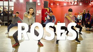 ROSES - Chris Brown | Alexander Chung & CJ Salvador Choreography