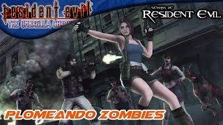 Plomeando Zombies | Resident Evil the Umbrella Chronicles | Retro