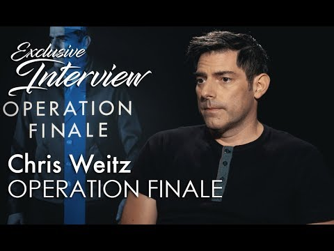 OPERATION FINALE Interview: Chris Weitz Mp3