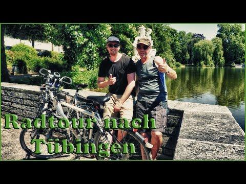 Radtour nach Tübingen