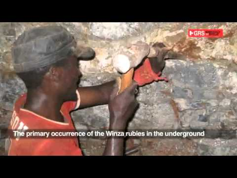 Expedition to the new Winza Ruby Mines in Tanzania