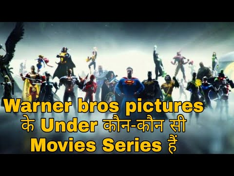 Movies Series Under Warner Bros pictures Explained  in Hindi