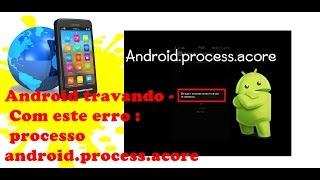 Android travando - Saiba como resolver?