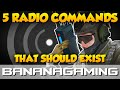CS:GO - Five Radio Commands I Want In The Game