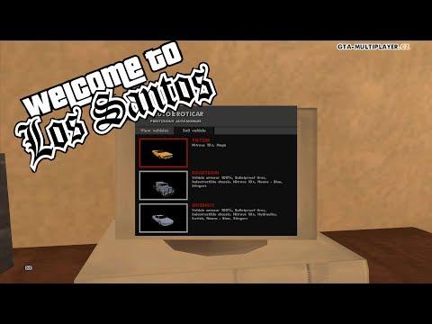 WTLS Updates #23 | SA-MP - Auto Eroticar