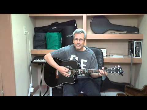 Barry Manilow - Mandy (Acoustic Cover)Better quality