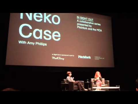 Neko Case on Depression