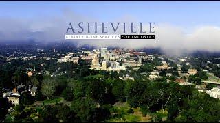 Asheville Aerial Drone Services- Skywalker Air
