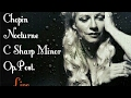 Chopin Nocturne C Sharp Minor Op.Post. Live Valentina Lisitsa