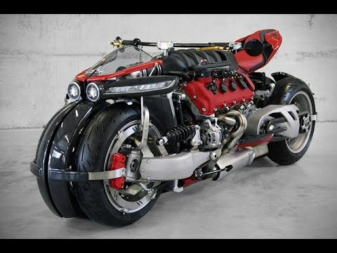 2017 Dodge Tomahawk Top Models