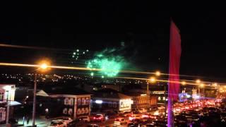 Салют в День Победы Иркутск 9 мая 2014