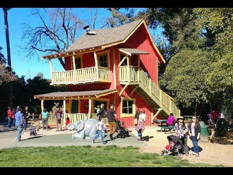 Happy Hollow Park & Zoo In San Jose,CA