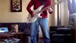 Corazon Espinado Pablo Cabezas Guitar Solo