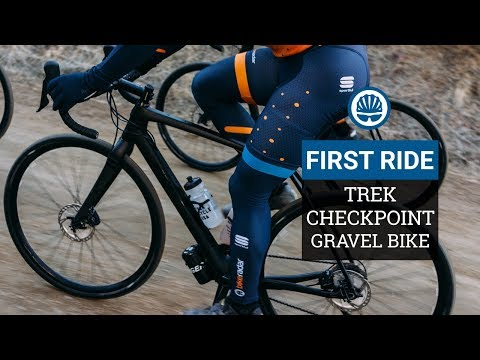 Trek Checkpoint First Ride Review Now This Is A Gravel Bike Youtube