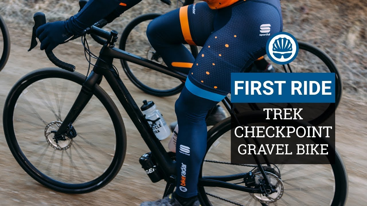ee0eaf716bb Trek Checkpoint First Ride Review - Now THIS is a Gravel Bike - YouTube