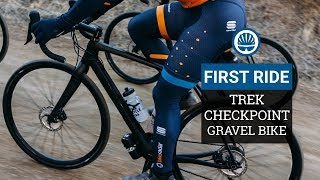 Trek Checkpoint First Ride Review - Now THIS is a Gravel Bike