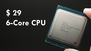 Is this cheap 6-Core CPU worth it? The Xeon E5 2630V2