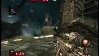 Unreal Tournament 3 Xbox 360 CTF Gameplay