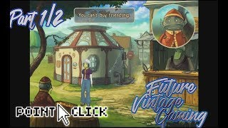 Patchwork ~ Part 1 / 2 ~ Free Retro Point and Click Adventure Game (AGS) Ivan Ulyanov