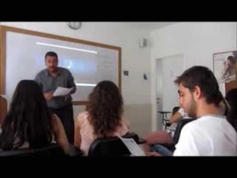 August 19th, 2013 Lesson, IH Izmir, Turkey.