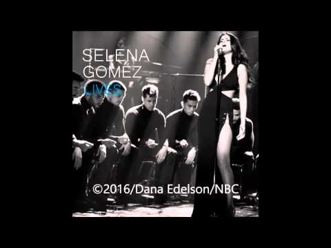 Selena Gomez ( CD LIVES ) - Naturally (Walmart Soundcheck)