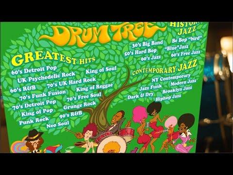Drum Tree - Kontakt library