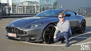 The Startech DB11 SP610 is POWERED BY BRABUS!