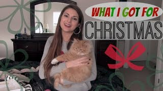 What I Got For CHRISTMAS 2014! Thumbnail