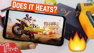 Asus Zenfone 5 z Gaming Review in HINDI - Performance & Heating Test!