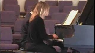 Brahms Hungarian Dance for Piano 4-Hands #3 in Fa Major, Allegretto