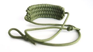 How to Make a Paracord Rock Sling / Shepherd Sling Tutorial