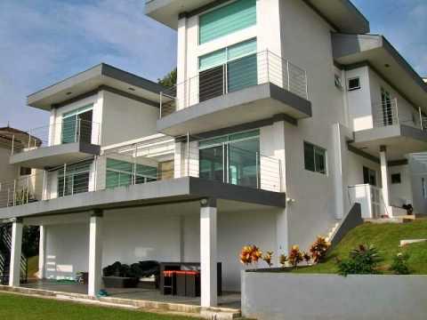 Vendo moderna casa de lujo con vistas colon mora san jose for La casa moderna