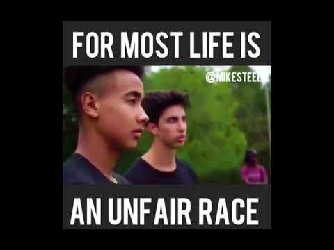Life  the Unfair Race