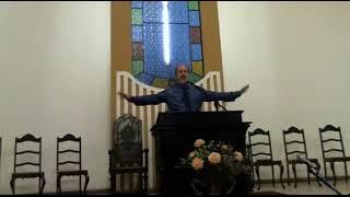 Sermão, Rev. Marcos Torres, 24/03/2019.