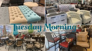 tuesday morning furniture for less outdoor furniture home decor sale shop with me may 2019