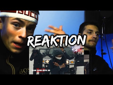 (REAKTION) K27 - Kan dom inte se (officiell video)