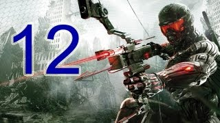 "Crysis 3 Walkthrough - part 12 let's play gameplay HD PS3 XBOX PC ""Crysis 3 walkthrough part 1"""