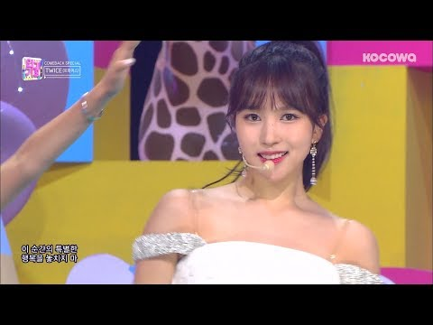 TWICE - Dance The Night Away [Inkigayo Ep 966]