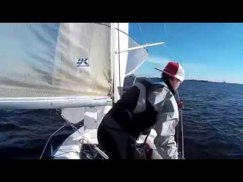 Vaurien Sailing SJ4000wifi