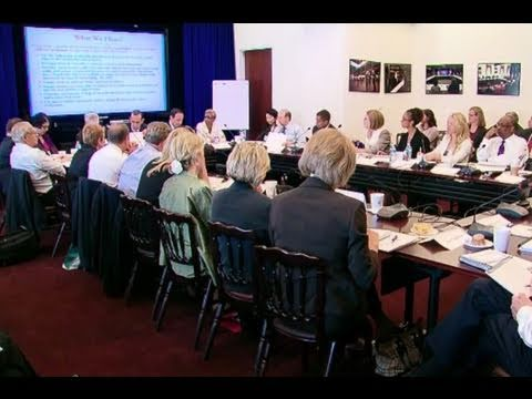 White House Council for Community Solutions Meeting: Part 2