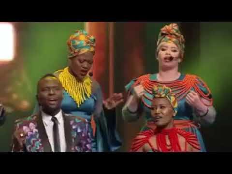 Joyous Celebration 21 - Bayede feat. Xoli Mncwango