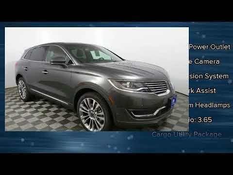 2018 Lincoln MKX Reserve in Sioux Falls, SD 57106