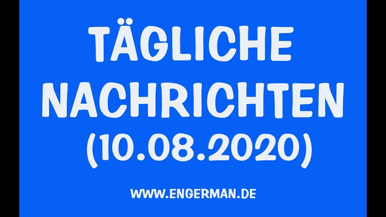 Tägliche Nachrichten - Scholz kandidiert für die SPD als Kanzler