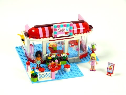 Lego Friends Cafe Instructions Mp3 Song Download
