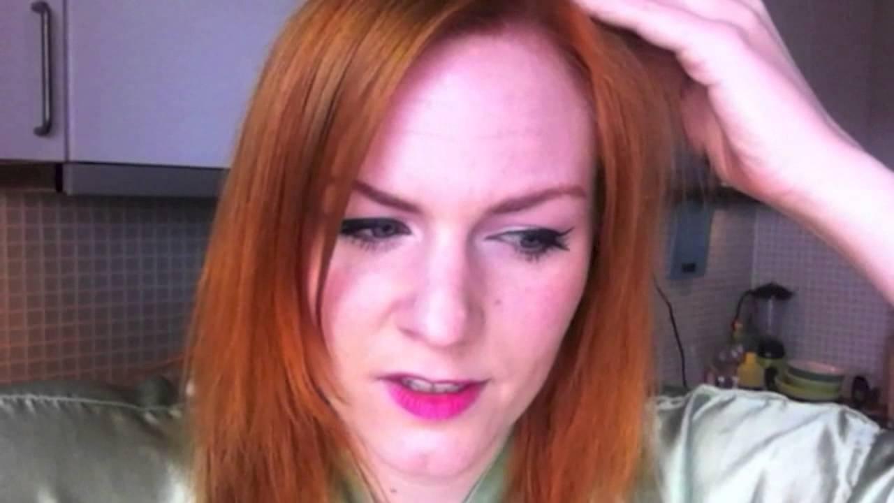 Lush Caca Marron Henna Hair Color Light Hair Youtube
