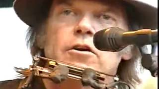 Neil Young - Daddy Went Walkin'