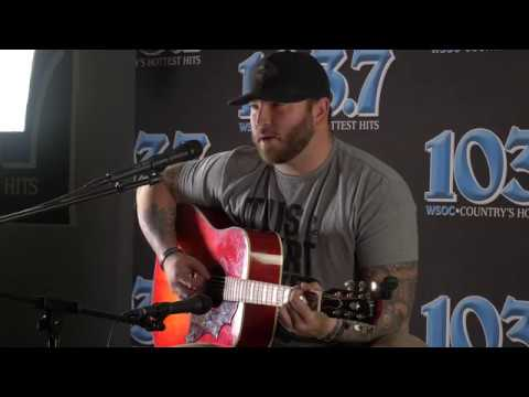 """Josh Phillips Sings """"You're Gonna Love Me"""" at The New 103.7 Studios"""
