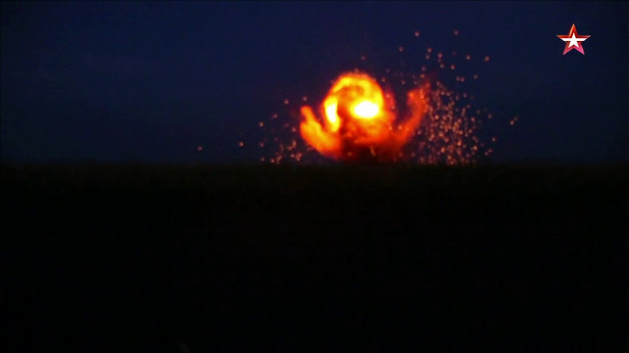В Сети появилось видео испытаний нового снаряда в ДНР
